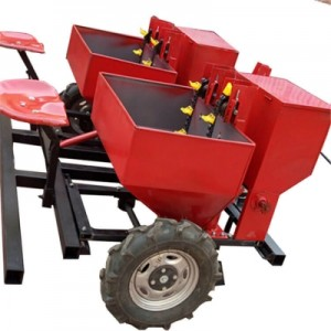 Hot Selling Potato Planter with fertilizer tank