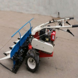Mini Harvester Machine