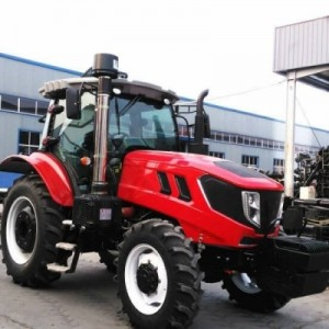Large power tractor 180HP 4WD Tractor Big Tractor