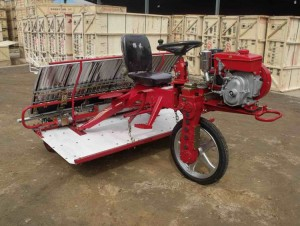 Directly Buy High Quality Chinese Wheeled Rice Transplanter