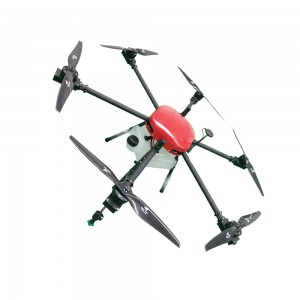 RTK 10 KG uav agricultural spraying drone for spraying trees