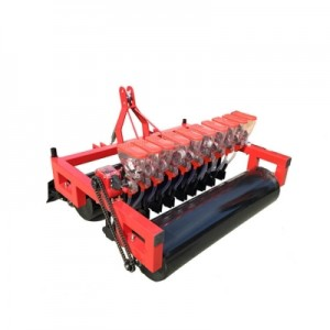 3-point hanging tractor garlic seeder / onion seeder