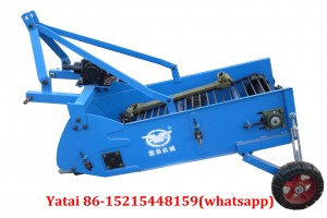 three point linkage potato harvester for potato and sweet potato