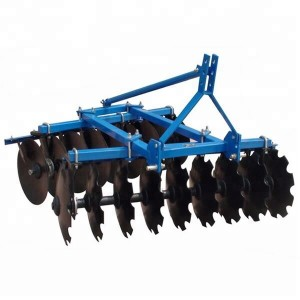 farm machinery tractor 3-point disc harrow