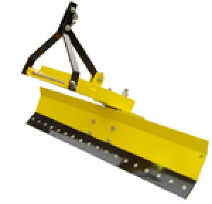farm tools 3 point land scraper