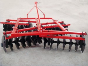 CHINA OPPOSED LIGHT-DUTY DISC HARROW FOR SALE