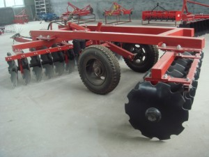 farm tools trailed duty disc harrow