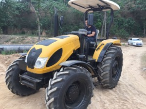 hot sell 100hp 4WD  best tractor