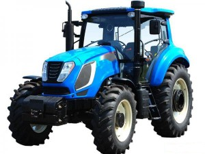 new 120hp  agricultural machinery in China