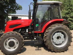 2019 high quality agricultural machinery 90hp tractor