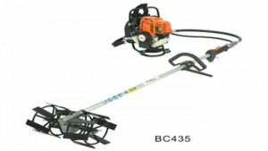 backpack petrol engine brush cutter BG435
